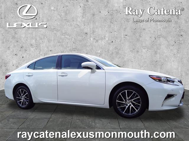 L/Certified 2016 Lexus ES 350 Premium Package