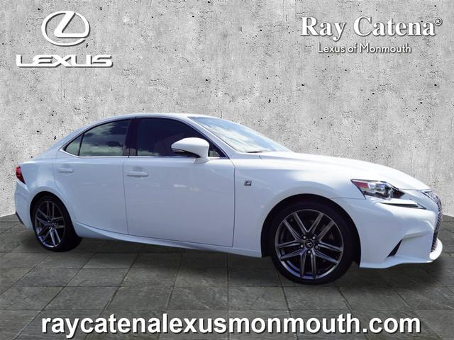 L/Certified 2016 Lexus IS 300 F-Sport