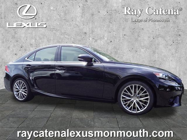 L/Certified 2016 Lexus IS 300 Navigation
