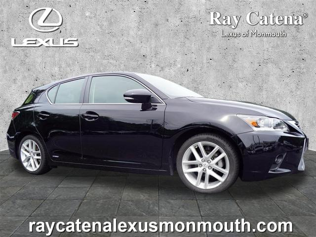 L/Certified 2015 Lexus CT 200h Navigation